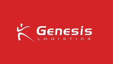 Genesis Logistics Logo